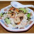 中華混ぜご飯