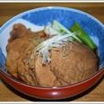 煮豚醤油味