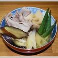 豚バラ肉と野菜の寄せ鍋風