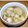 大根と手羽のスープ
