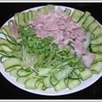 中華豚バラ冷しゃぶ