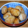 里芋の煮っ転がし