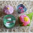 冨士見の夏の和菓子
