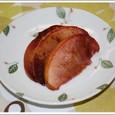 りんご「ふじ」の赤ワイン煮込みシナモン風味