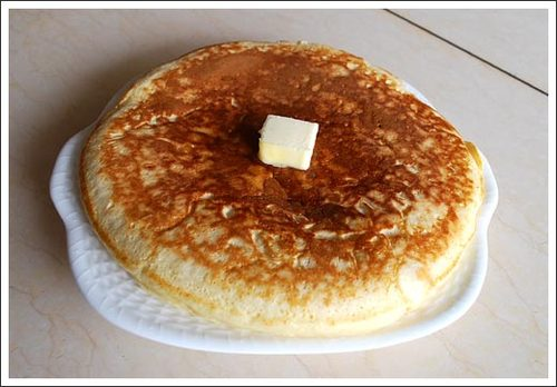 特大ホットケーキ