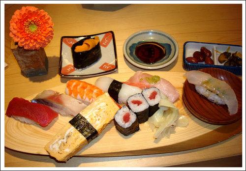 たつ郎寿司 にぎりランチ
