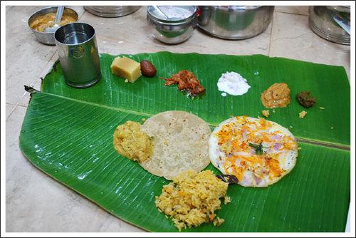 インドのおもてなし家庭料理