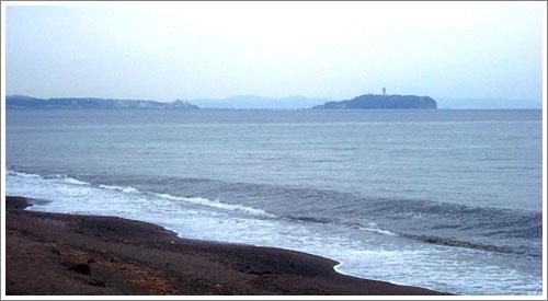 湘南 海の風景
