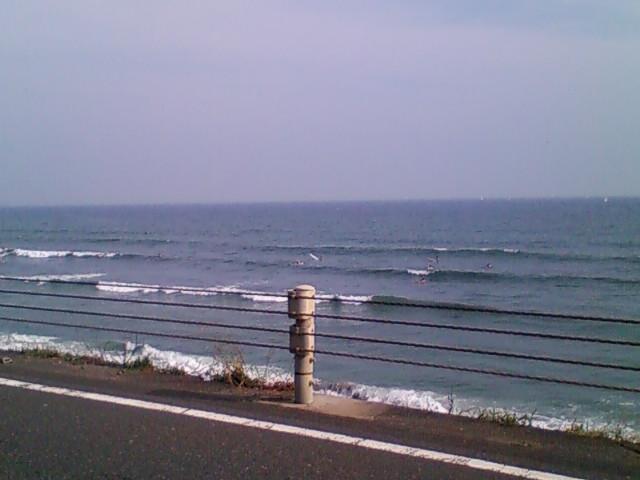 鎌倉高校前はロングライド可能です。