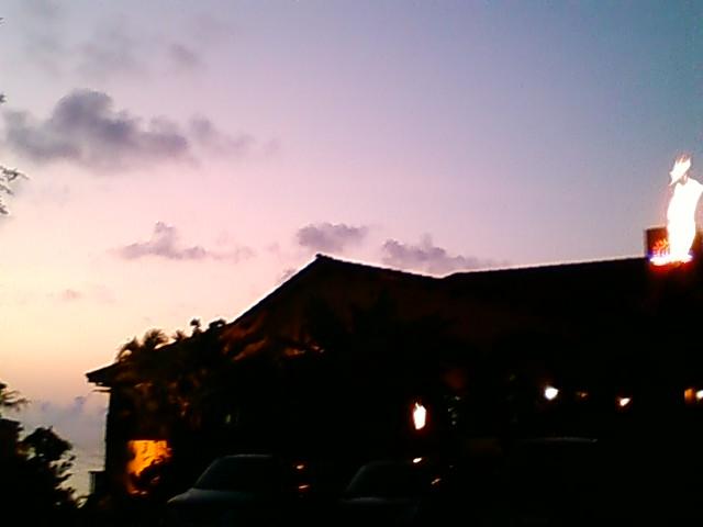 今夜はこんなにすてきな場所で。
