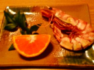 夕飯は車海老セットを食べました。