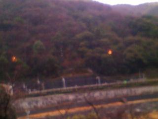 箱根も雨です。