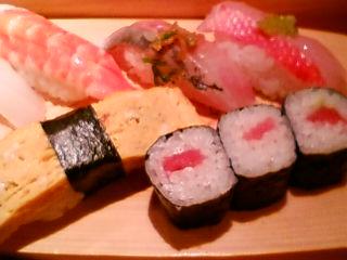 またしてもたつ郎寿司です。