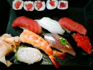 幸寿司の特上寿司