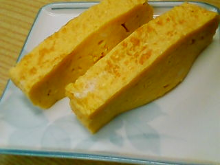 幸寿司の卵寿司