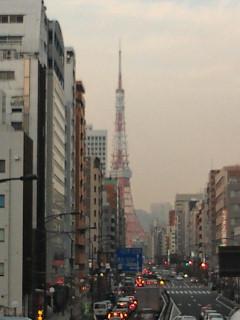 三田にいます。