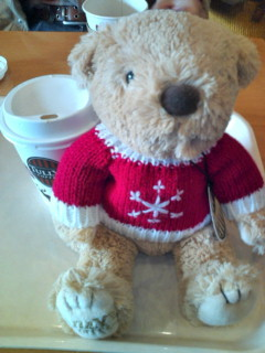 食後のコーヒーは、TULLY'S<br />  で。