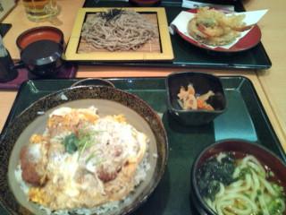 日本で最後の食事は。