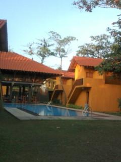Ayurveda 専門のホテル。