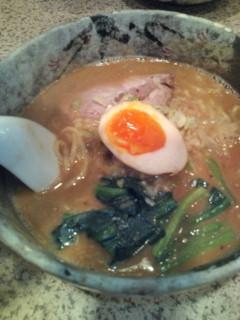 タンタン麺。