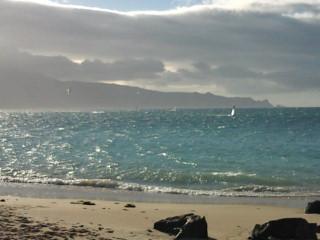 MAUI KANAHAの風と波